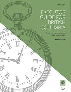 Download Executor Guide for British Columbia